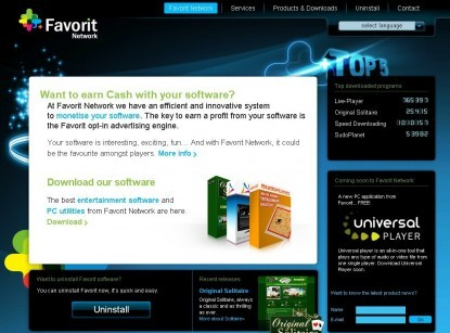 Favorit-Network
