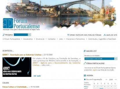 Fórum Portucalense