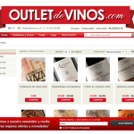Outlet de Vinos - Grid