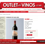 Outlet de Vinos - product view